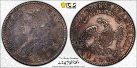 1818  50C PCGS XF Details
