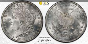 1883  $1 PCGS MS67+  CAC
